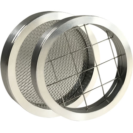 """PVS-IRS2 2"""" PVC Insect and Rodent Screens"""