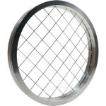PVS-RS4 Four Inch Bird and Rodent Vent Screen for PVC Pipe