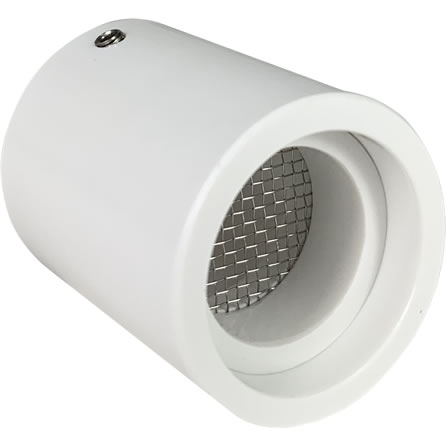 "SVC-IS075 3/4"" PVC Insect and Rodent Vent & Drain Cap"