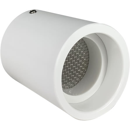 "SVC-IS1 1"" Insect and Rodent PVC Vent and Drain Cap"