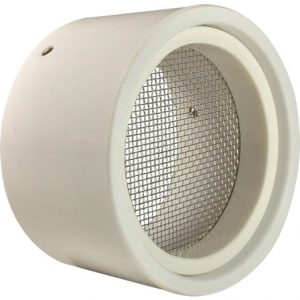 """SVC-IS2 2"""" PVC Vent Cap with Screen for Insects"""